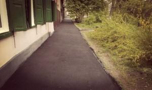 Ремонт тротуаров Карабедов