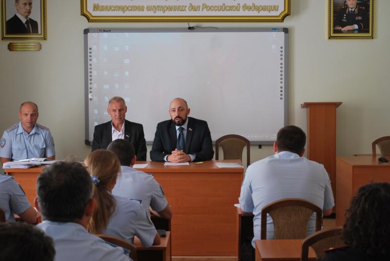 Андрей Карабедов и Анатолий Будник